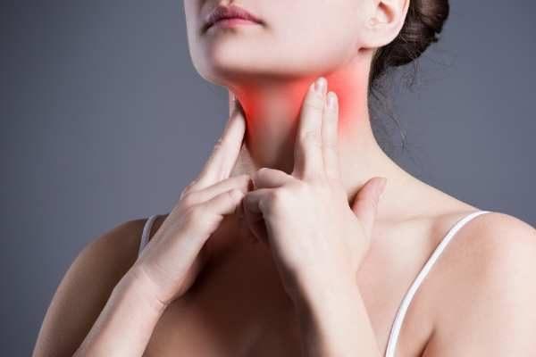 Ultralyd undersøkelse av hals