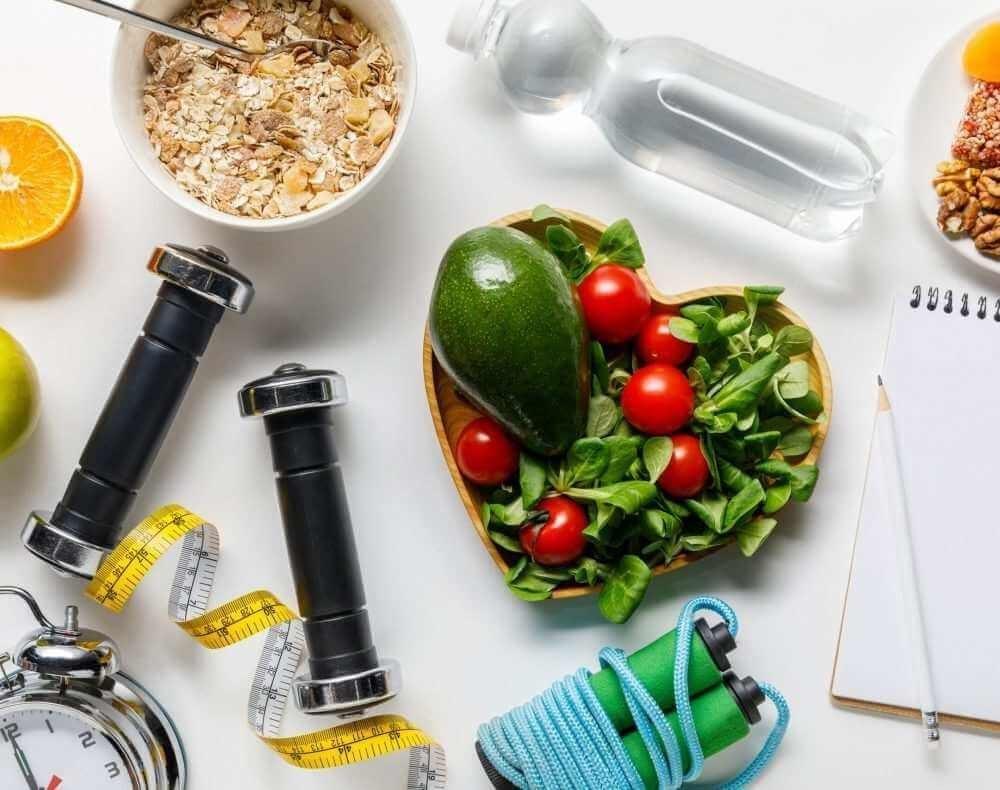 Ernæring og livsstil helse
